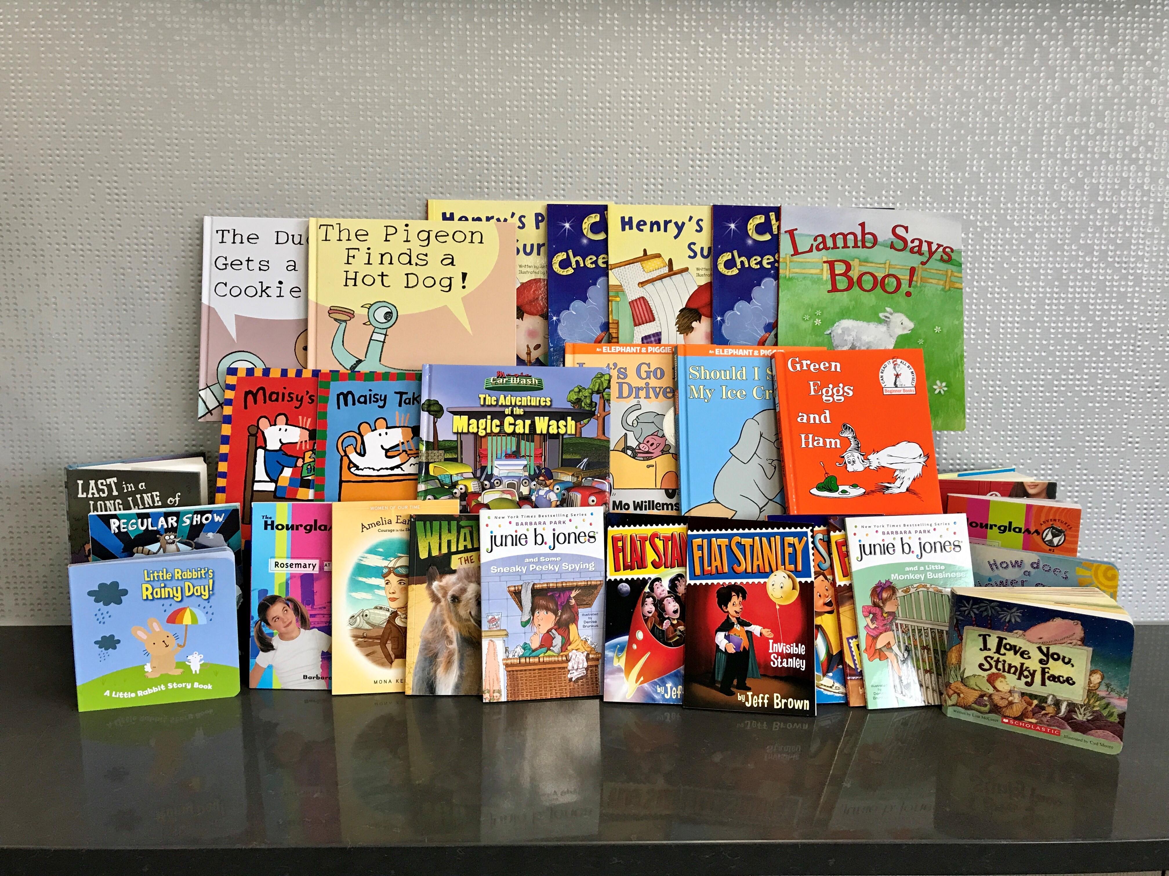 Book Drive Blog Photo