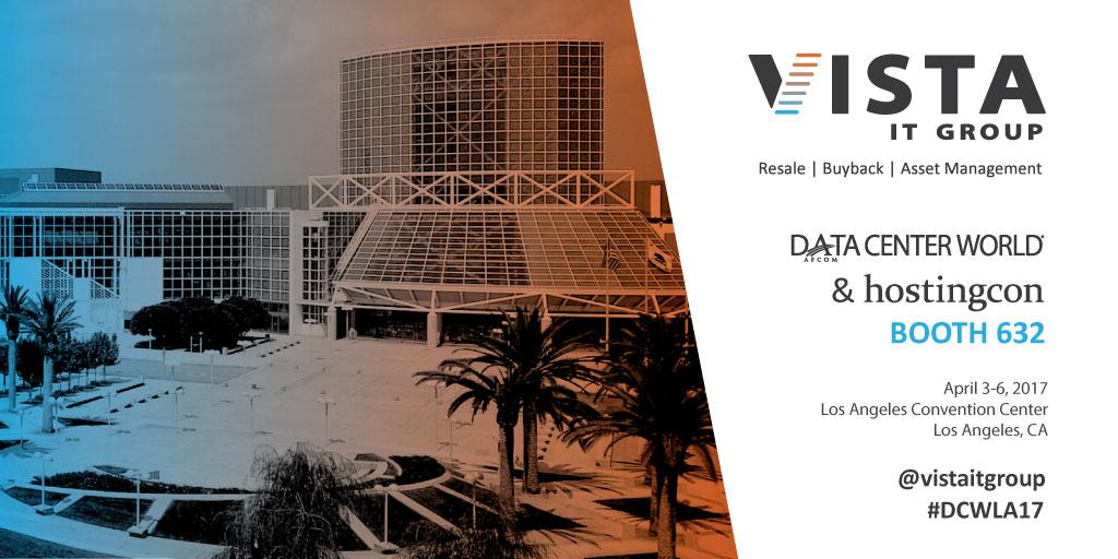 Data Center World - Vista IT Group