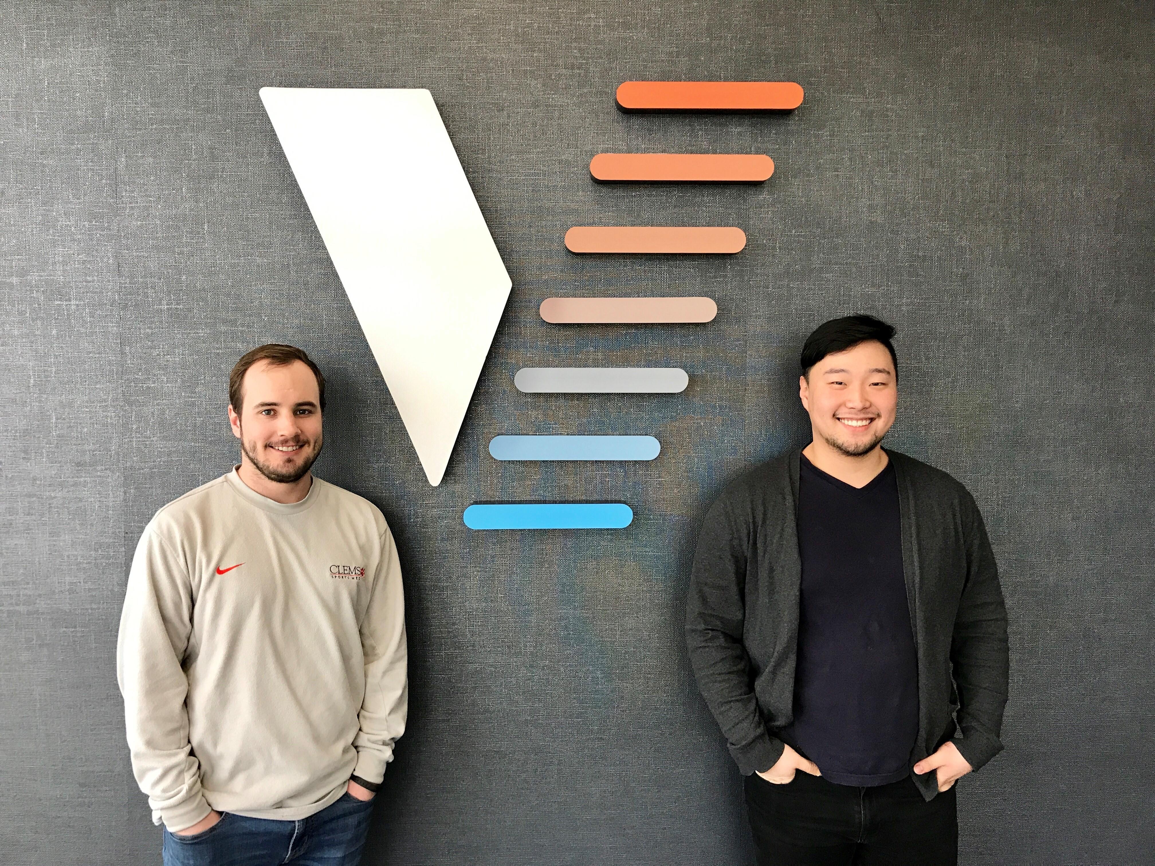 Kyle & Sung Woo New Hires