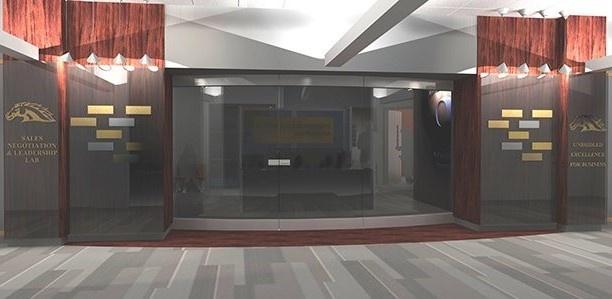 Western Michigan University Sales Lab